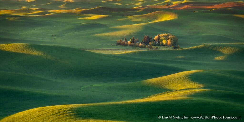 How to Shoot Landscape Images Palouse