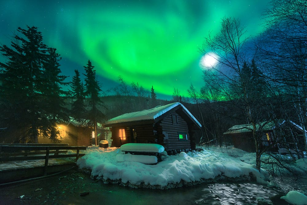 Images from around Fairbanks And Chena Hot Springs