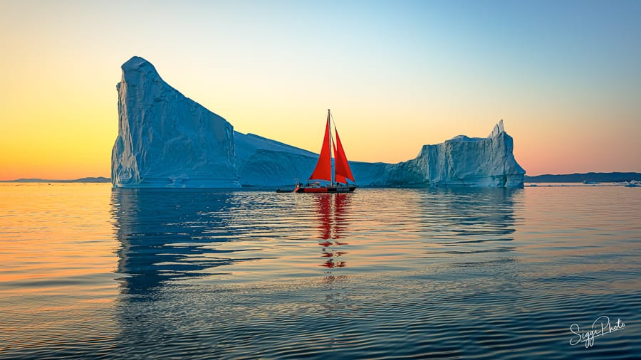 Red Sails - Greenland