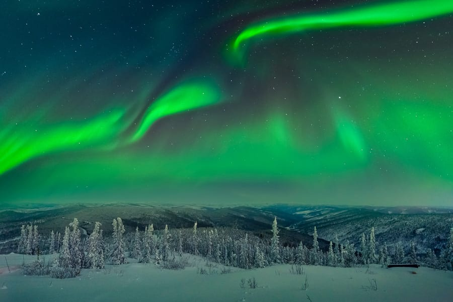 Alaska Aurora Borealis Photo Workshop Northern Lights Winter