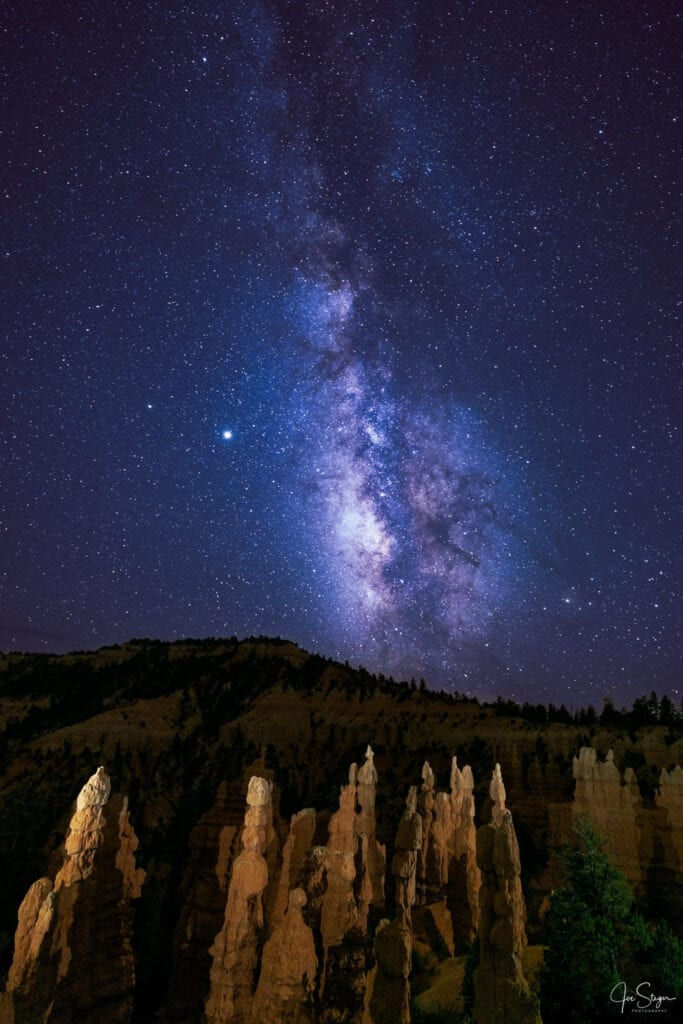 Joe Steger - Bryce Milky Way