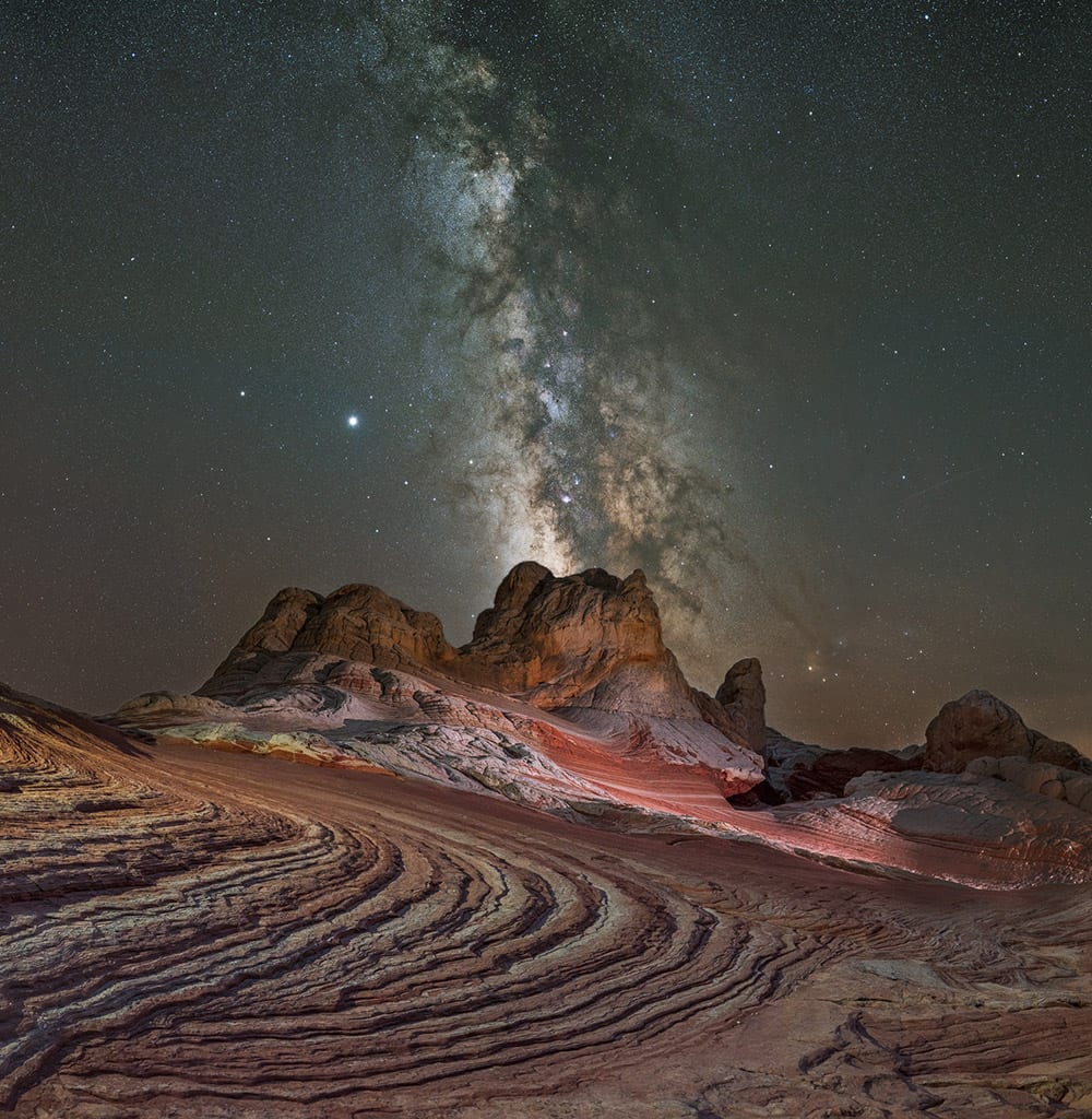 Action Photog Rock Star Awards Ryan Cairl White Pocket Milky Way