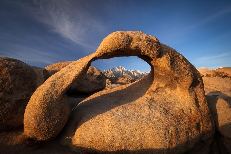 Death Valley Photo Workshop Alabama Hills