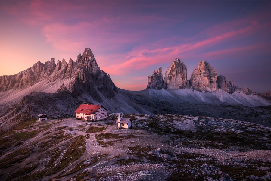 Dolomites Photo Workshop Italy Rifugios