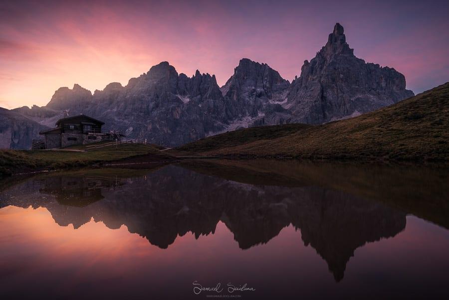 Dolomites Photo Workshop Italy Rifugios mountain huts