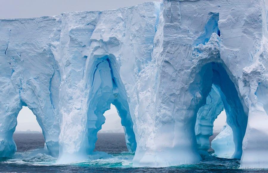 Antarctica Photo Workshop Icebergs