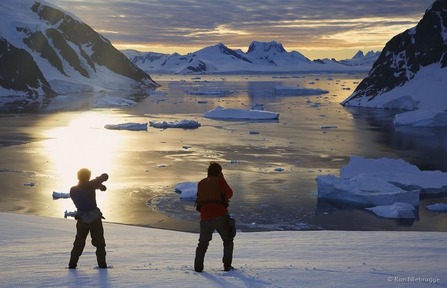 Antarctica Photo Workshop Ice Photographers