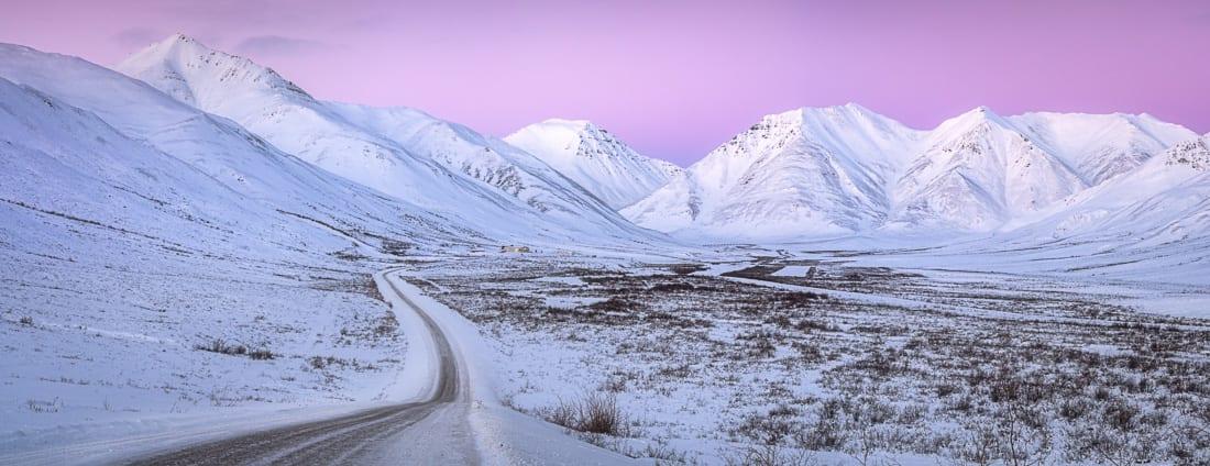 Dalton Highway Brooks Range Alaska Photo Workshop
