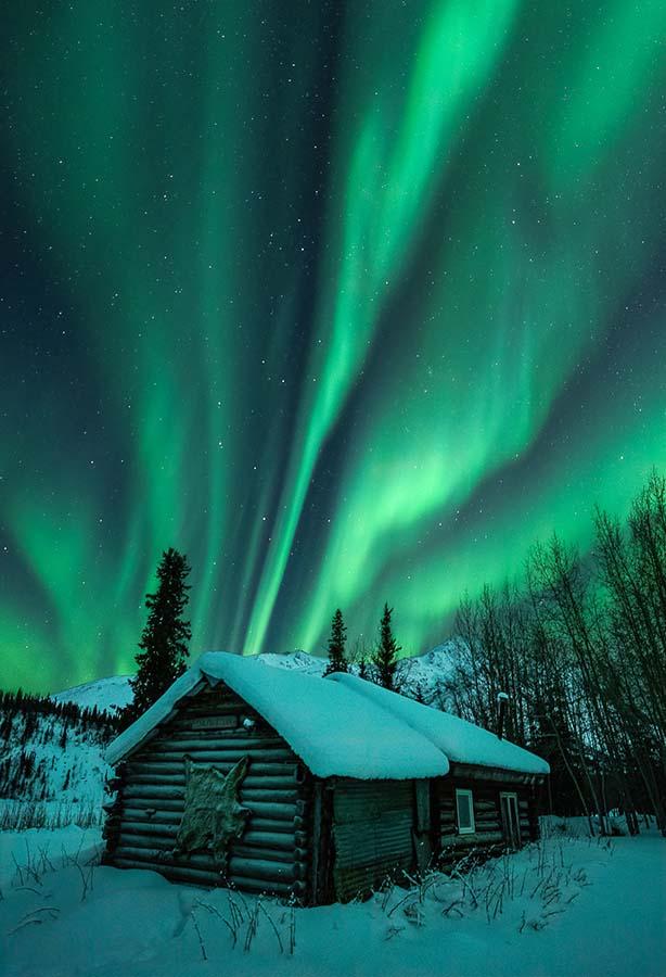 Alaska Aurora Borealis Photo Workshop Northern Lights