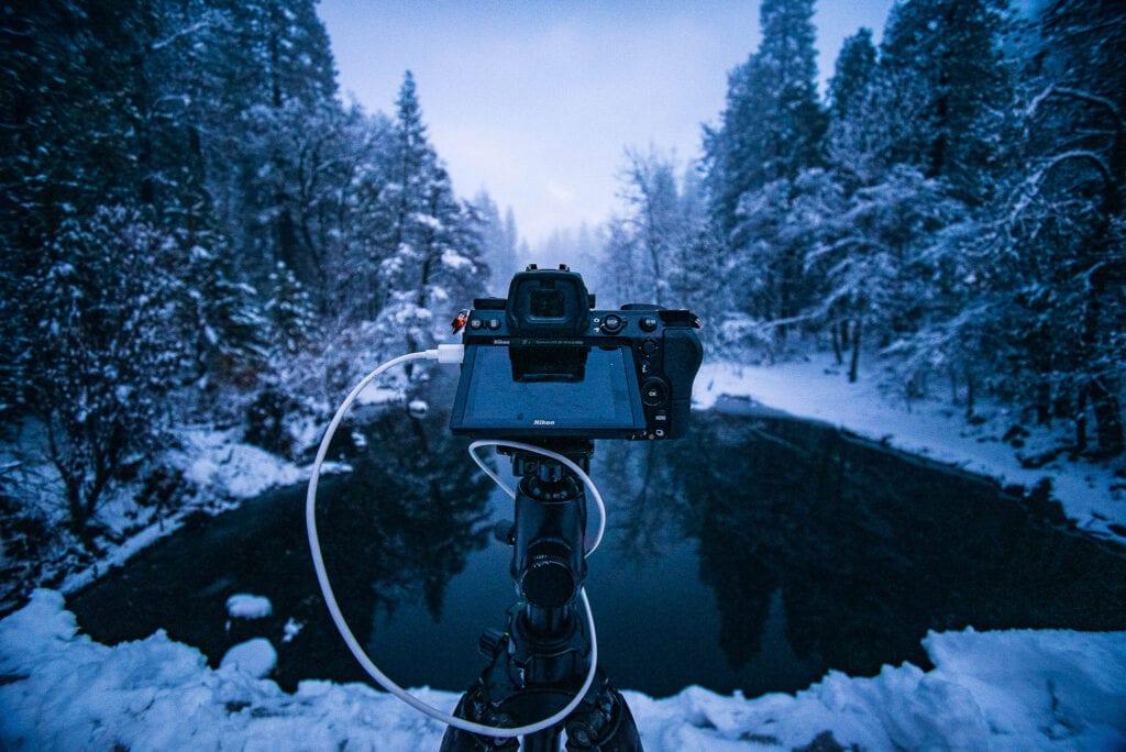 best camera for landscape photography nikon