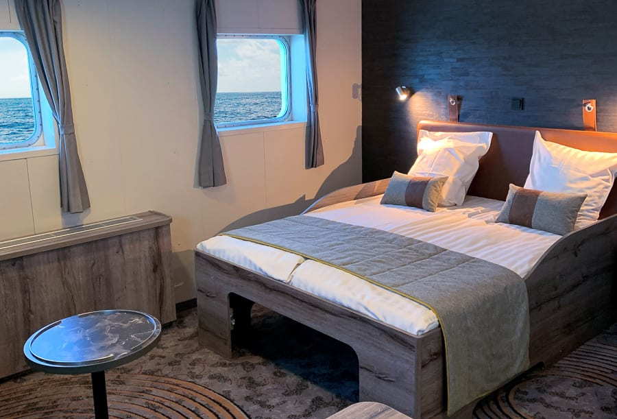 Antarctica Boat