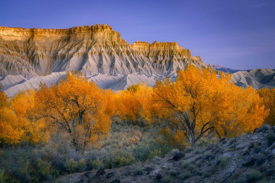Southern Utah Fall Colors