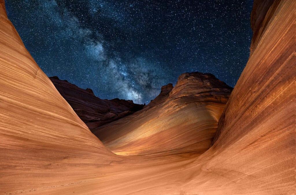 Isabelle Guerrera Clark - Wave Milky Way