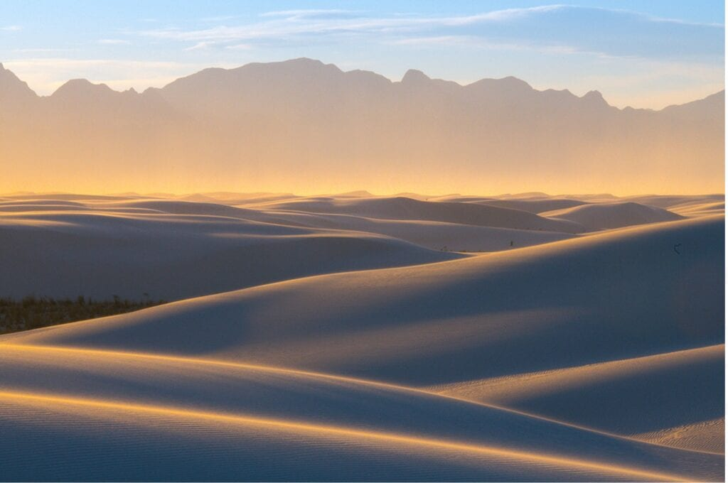 how to photograph sand dunes photography
