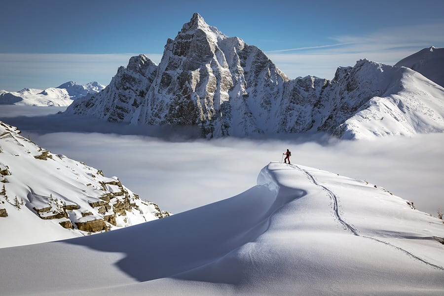 Canadian Rockies Ski Touring