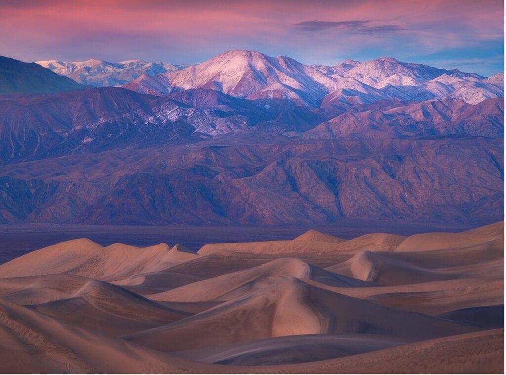 sand dune photography twilight photographing