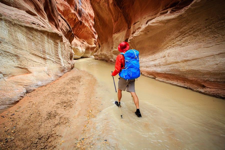 Buckskin Gulch Paria Canyon Adventure