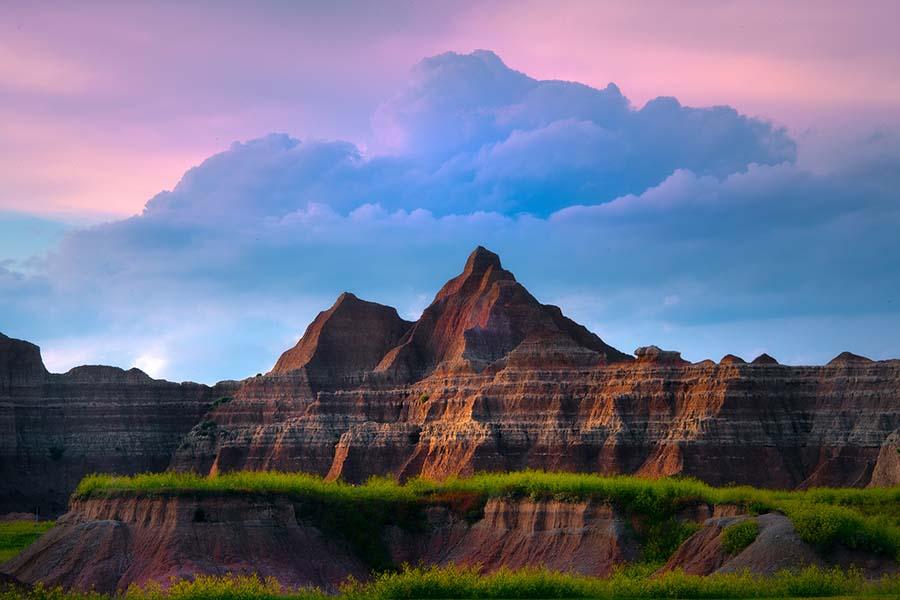 South Dakota Badlands Workshop - Badlands National Park
