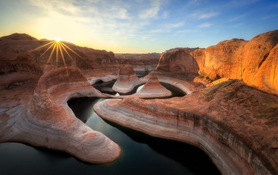 Reflection Canyon Photography Workshop