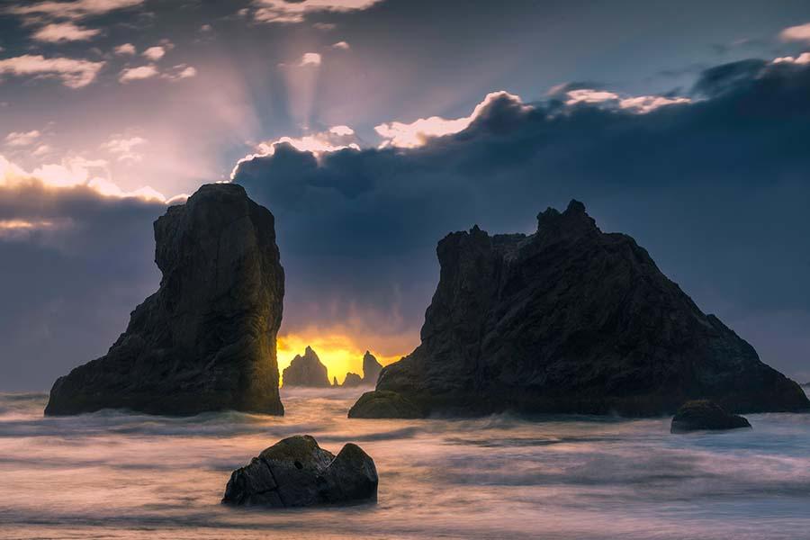 Oregon Coast Photo Workshop Photography Tours Bandon Beach