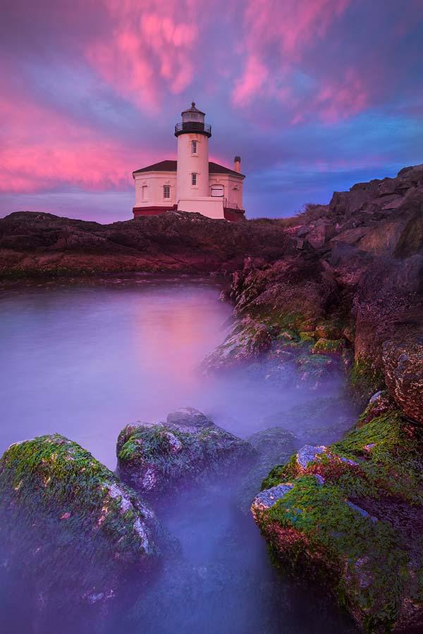 Oregon Coast Photo Workshop Photography Tours Lighthouse